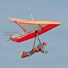 Hang Gliding Cottesloe 22-05-2016
