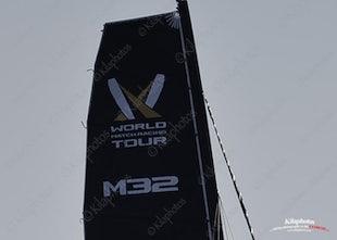 M32 Catamarans World Tour - Practice Perth 25-01-2017