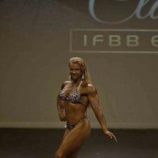 04-03-2018 Alysha Kempf Body building compation  2018 O'Mara Classic - IFBB Elite Cup Perth