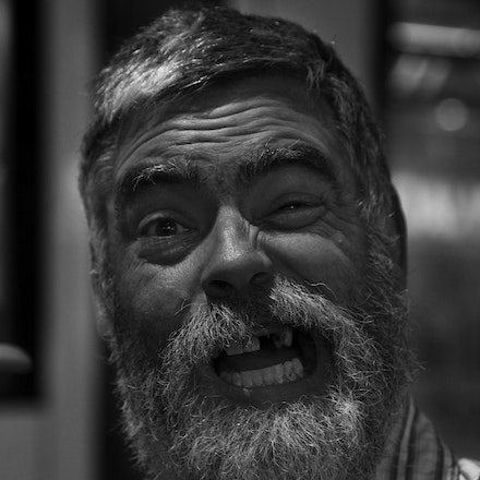 Photo Documentary - Melbourne streets at night.  A look at how the homeless come together in friendship
