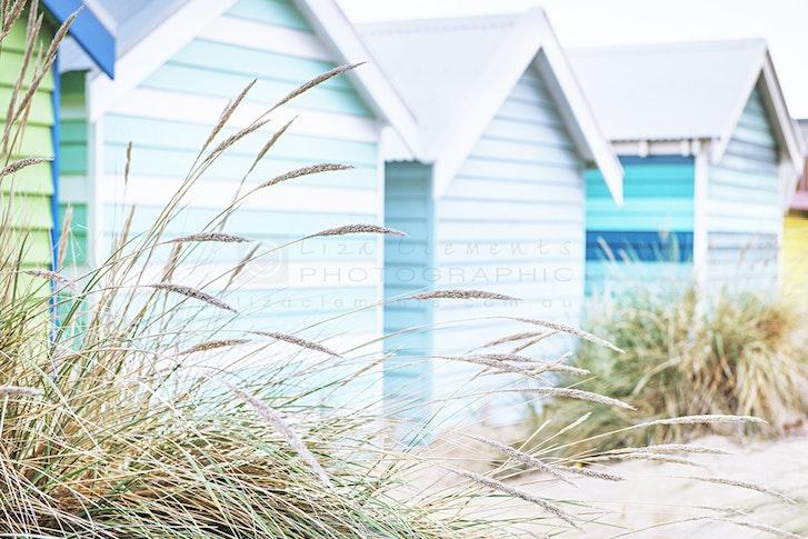 Behind the Scenes, Brighton Bathing Boxes© - Behind the Scenes Brighton Bathing Boxes, 2016 Open Edition