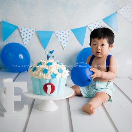Maxwell Cake Smash