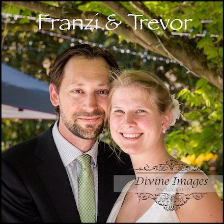 Trevor and Franzi's Wedding Garden Party.
