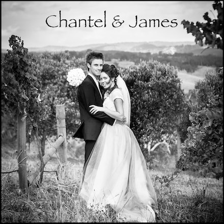 Chantel & James's Wedding. 16th Mar 2013