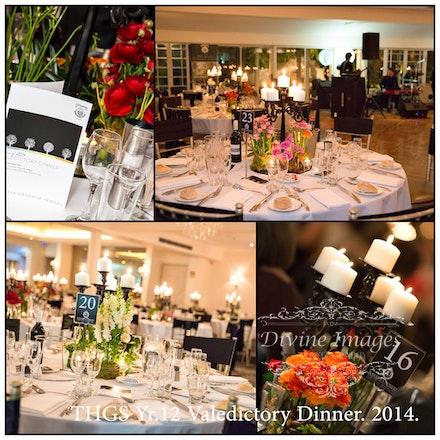 THGS 2014 Yr 12 Valedictory Dinner.