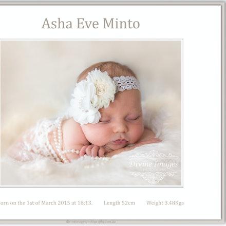 Asha Newborn