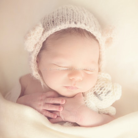 Cooper's Newborn