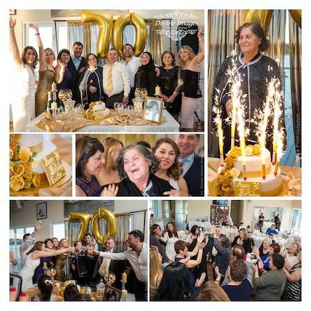 Evette's 70th Birthday.