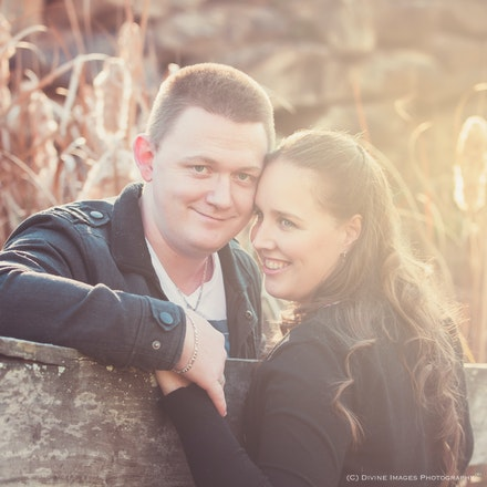 Teegan and Dave. Pre-wedding.