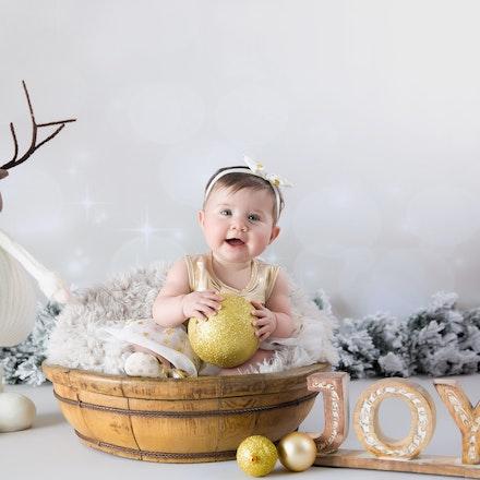 Angelina's 1st Christmas