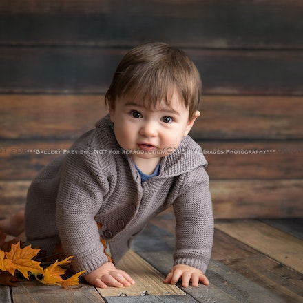 Lachlan's 8 month session