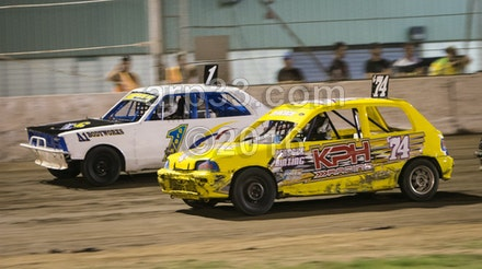 Super Sedans Title final night-6