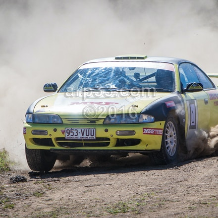 Kumho Tyre Motorsport Rallysprint Round 2