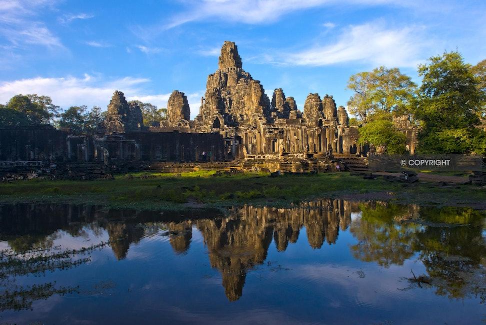 ANGKOR WAT _DSC1670 - Angkor Wat Temple, Cambodia, reflections of Angkor Wat, Siem Reap,