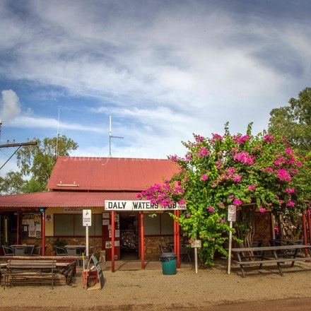 Daly Waters Pub - NT - Est 1930 Today, the pub is a welcome destination for travellers. The pub is renown for it's service, hospitality, great food and...