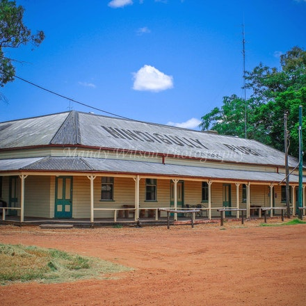 Nindigully Pub - QLD - Est 1864
