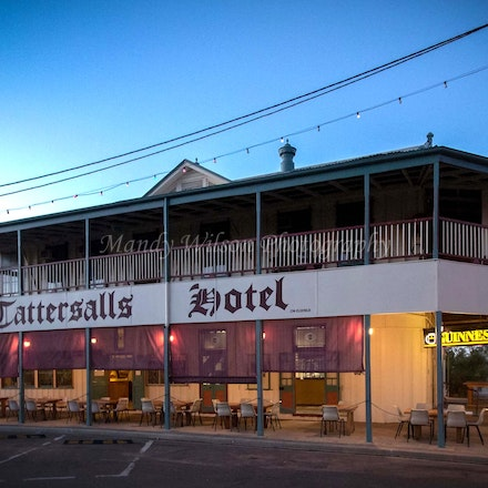 Tatts Hotel Winton - QLD