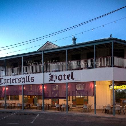 Tatts Hotel Winton - QLD