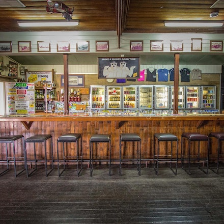 Walkabout Creek Hotel - QLD - Originally known as the Federal Hotel and was built in 1900 and was licensed in 1901.