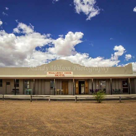 Walkabout Creek Hotel - QLD - Originally known as the Federal Hotel and was built in 1900 and was licensed in 1901. The Walkabout Creek Hotel is now famous...