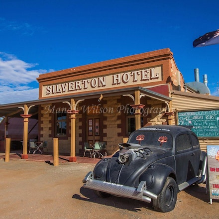 Silverton Hotel - NSW - The iconic Silverton Hotel is undoubtedly the heart and soul of the town. Sitting in the centre of the town the pub has maintained...