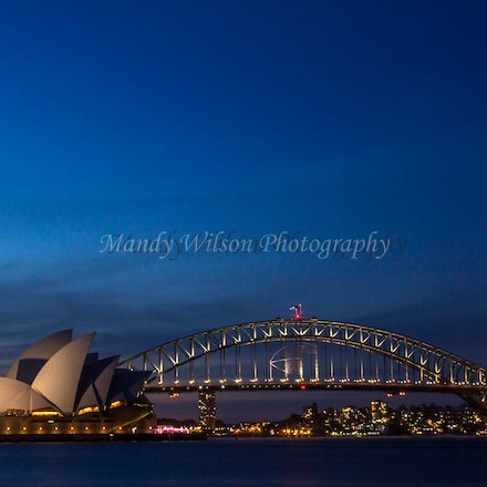 Sydney Harbour - NSW