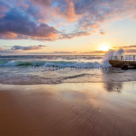 Bilgola Beach - NSW
