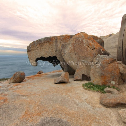 Remarkable Rocks, KI - SA
