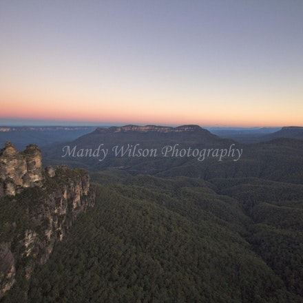 Three Sisters, Blue Mountains - NSW