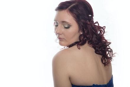 Teen-photography - Beautiful teen portraits with Kerry Bergman in her Waterford, Logan City studio