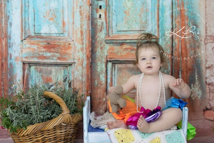 Studio Portraits | Edens Landing - 1 year old portraits to celebrate this special milestone in the life of your precious little one, captured lovingly...