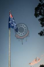 2014 ANZAC day @ Heathcote hotel
