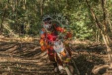 Watagan trailbike rally 2016