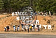 Sunny corner trail bike ride 2016 - The annual Central table lands trailbike ride brought over 1400 riders from far & wide to the state forrest of Sunny...
