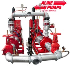 A-Line pumps - A-line pumps product shoot 2011  Aline Pumps Sales and Service  is a company dedicated to providing service for the ever increasing demand...