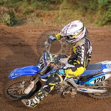 2013-07-13 Mount Kembla MX track - Another beautiful winters day & what better way to spend it ripping it up at Wollongong motocross track, throwing down...
