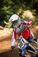 2013-07-27 Mount Kembla MX track - The sun is hanging up there, the track has been groomed again, so if you or a friend were lucky enough to get down to...