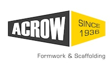 Acrow Scaffold Mascot