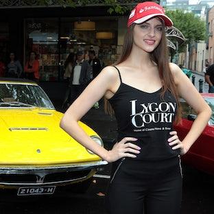Italian Auto Icons Event