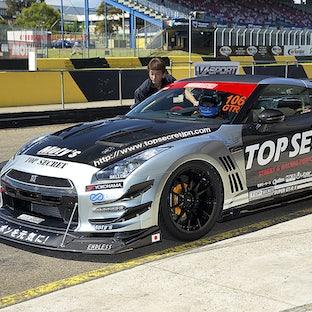 2014 World Time Attack Challenge - Practice Day - Sydney Motorsport Park