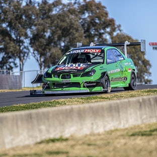 NSW Supersprint 9.8.15 - Sydney Motorsport Park - Eastern Creek