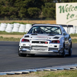 NSW Time Attack 2014 - Wakefield Park