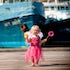 Helen Osler FairiesDSC_1354 - Once upon a time in Fremantle Harbour there was a very cute little fairy.