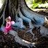 Helen Osler FairiesDSC_8168 - A quiet moment in Hyde Park