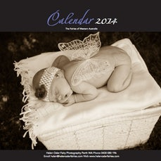 2014 Fairy Calendar - The 2014 Australian Fairy Calendar is 297 x 210mm in size (A4) and spiral bound so that opens to A3 size (420x297). The calendar...