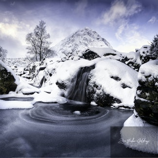 Buachaille Etive mor - The iconic Buachaille etive mor in all her winter glory