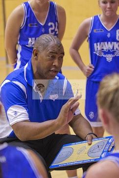 Craig (CJ) Jackson Perry Lakes Hawks - Hawks vs Wolves 2014