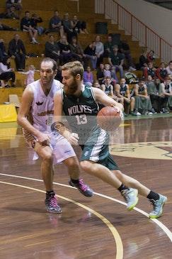 Wolves Sean Easther - Mandurah vs Wolves 2014