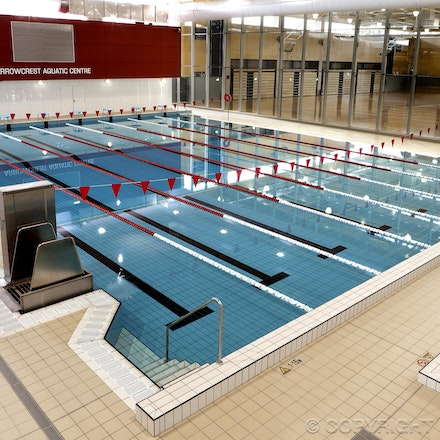 Commercial School Pool