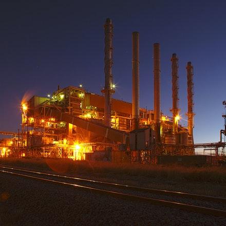 Power Station - Evening Glow